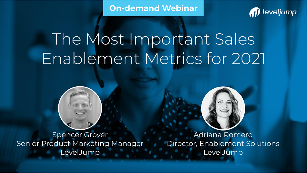 The Most Important Sales Enablement Metrics for 2021 (1)