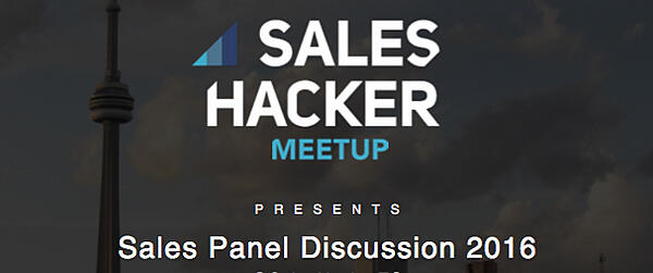 sales hacker meetup