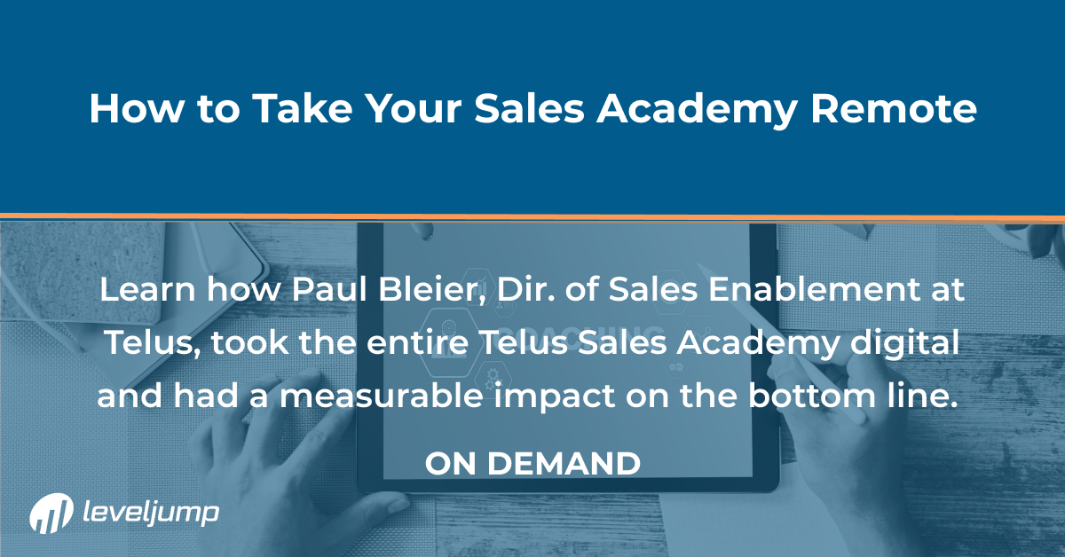 200401_WB_Telus-How to Take Your Sales Academy Remote LP