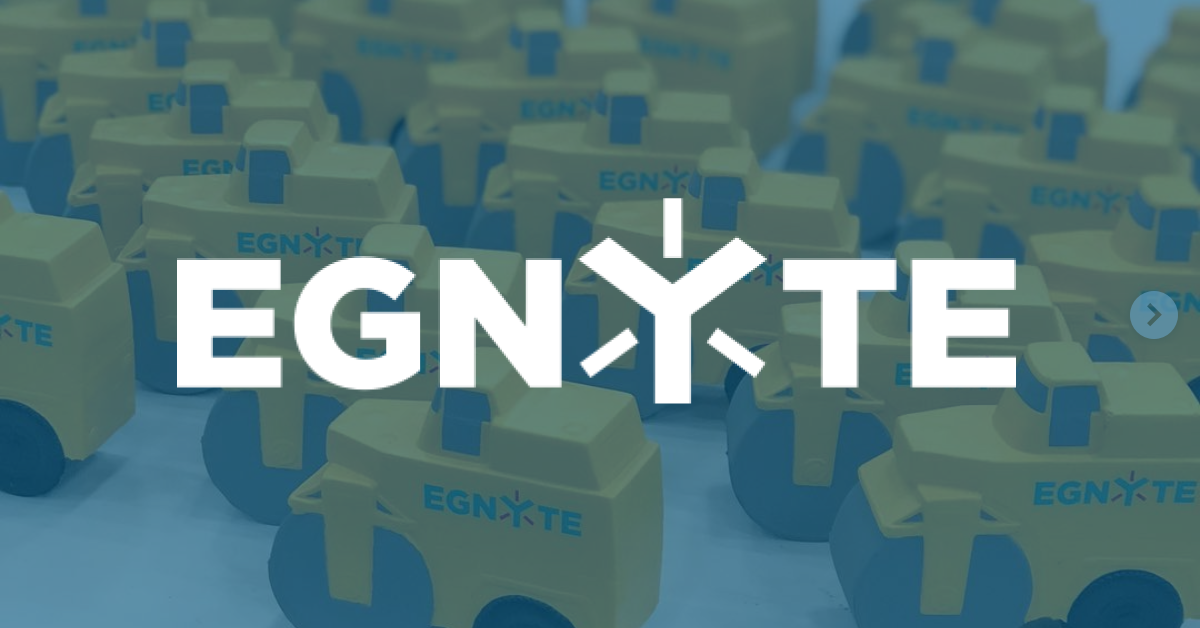 Egnyte Customer Success Story