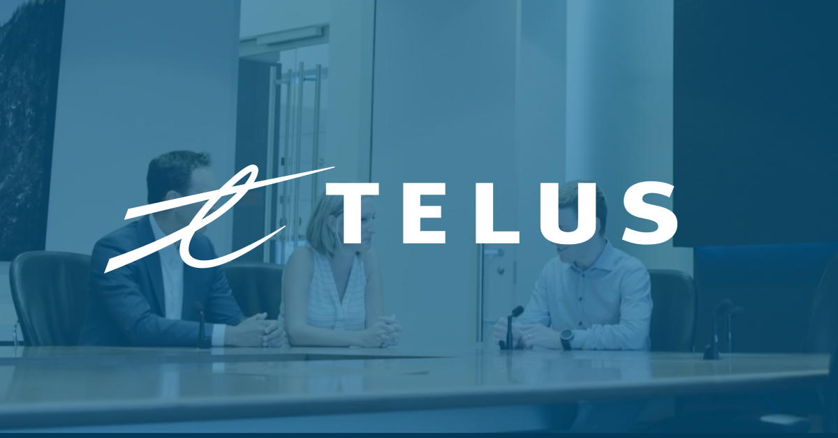 Telus Customer Success Story